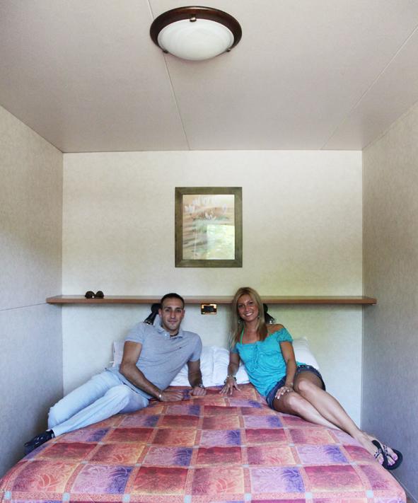 Campeggio ecologico a salsomaggiore terme l 39 eco campeggio for Cloro nelle piscine